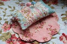 Cubby House Crafts: Quilted Coasters