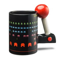Space Invaders 3D Arcade Mug