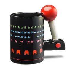 Space Invaders 3D Arcade Mug