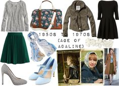 Age of Adaline -- 50s to 70s