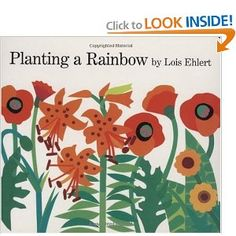 Lois Elhart-- Planting a Rainbow-- art extension