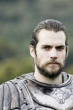 Henry Cavill as Charles Brandon in The Tudors.