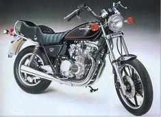 Z 550LTD, 1980