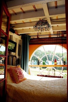 If I had an attic room, this is what it would look like.