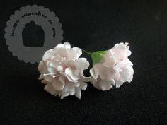 clavelinos: Flores de azúcar módulo PME en La tienda Americana