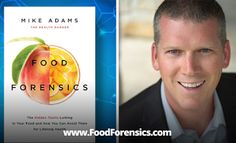 you reed book: Food Forensics