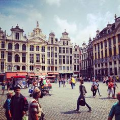 Brussels Belgium 2014