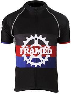 26d32cf88 Framed Prism Bike Jersey Mens Sz XL    Read more at the image link.