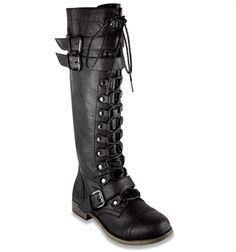 The must-have combat boot of the season Rampage Jafari at shoeminded.com. #shoeminded #combatboot