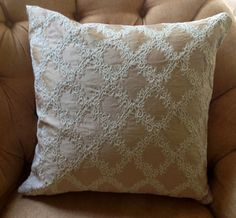 Pillow cover by thesouthernfarmhouse on Etsy, $55.00