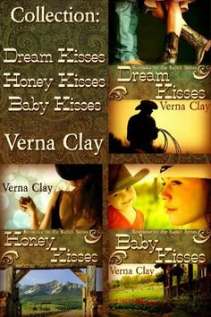 Kisses Collection (Romance on the Ranch Series (Dream Kisses, Honey Kisses,  Baby