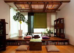 Luck of the phone :: Interiors - Modern Hanok Hanok, hanok apartment