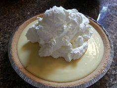 The Virtuous Wife: Easy Key Lime Pie Tutorial