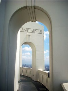 Griffith Observatory Los Angeles  I took this same picture on my fancy Iphone.