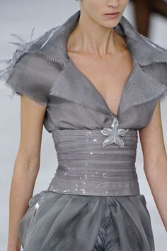 Chanel Spring 2008 ~ wouldn't add a thing to this! all the great designers...just make it work.
