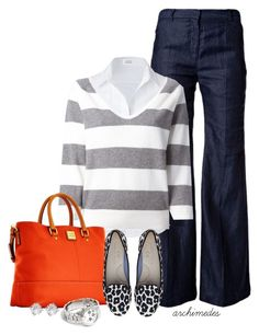 """""""Casual Saturday"""" by archimedes16 ❤ liked on Polyvore featuring By Malene Birger, Steffen Schraut, 0039 Italy, Dooney & Bourke, Charles Philip Shanghai, Marc by Marc Jacobs and Banana Republic"""