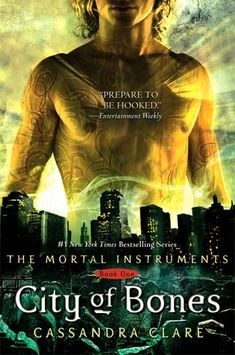 The 2013 film City of Bones, about a teenage girl who discovers she belongs to a race of demon hunters after her mother goes missing, is based on the novel by Cassandra Clare.