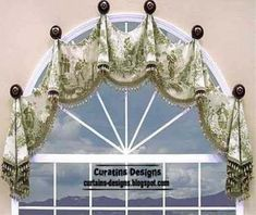 curtains for a arched windows   Arched windows curtains on the hooks, Arched…