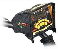 nice Garrett Ace 300 Metal Detector with Waterproof Coil Plus Free Accessories