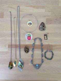 #Joblot #vintage costume jewellery. 60's 70's. #hippy. boho.,  View more on the LINK: http://www.zeppy.io/product/gb/2/172162086633/