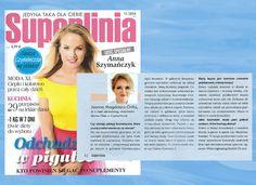 W najnowszym numerze magazynu Superlinia dr n. med. Joanna Orlitz mówi o przebarwianiach, rekomenduje zabiegi oraz kosmetyki, które warto używać by z nimi walczyć.  #superlinia #dermaclinic #drOrlitz #zdrowie #uroda #health #beauty