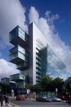 Manchester Civil Justice Centre / Denton Corker Marshall