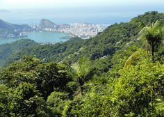 Explore the unsung heroes of #Rio de Janeiro's mountains that will give you unforgettable views of 'The Marvelous City'! #tbt #travel #Brazil @natgeotravel @bbctravel