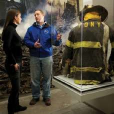 NYC 9/11 tribute center gallery