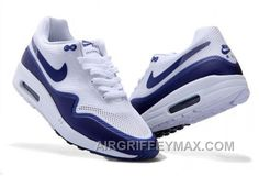 5f101077c2d1 Women s Nike Air Max 87 Shoes White Blue Cheap