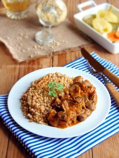Hungarian Cuisine, Hungarian Recipes, Hungarian Food, Risotto, Yummy Food, Favorite Recipes, Meals, Dishes, Breakfast