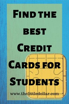 be sure to read the best student credit cards and get your benefits. know what to look for as a student applying for a credit cards and pay no annual fee. Apply For Student Loans, Student Loan Debt, Best Credit Cards, Credit Score, Student Rewards, Build Credit, Making A Budget, Good Student, Financial Success