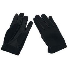 MFH Neopren Fingerhandschuhe, schwarz / mehr Infos auf: www.Guntia-Militaria-Shop.de
