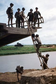 Robert Capa - Indochina. May, 1954. West of Namdinh.