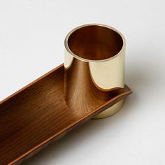 DSK 01 Desk Caddy - Walnut - alt_image_two