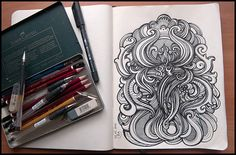 Amazing Sketch Book Drawings