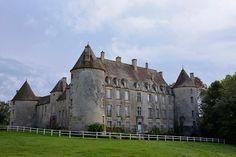 Château de Chitry-les-Mines ►► http://www.frenchchateau.net/chateaux-of-bourgogne/chateau-de-chitry-les-mines.html?i=p