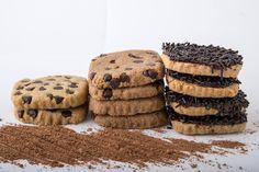 Oat Dark Chocolate Mixed Cookies!