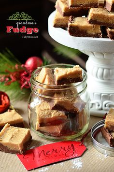 Peanut Butter & Chocolate Fudge