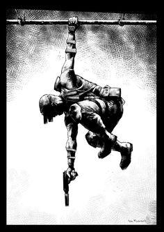 Splinter Cell by Neil McClemants