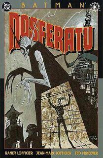 Comicbook/Sci-Fi Kingdom: Elseworlds: Batman: Nosferatu