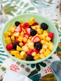 Bottomless Brunch, Fruit Salad, Special Occasion, Easy, Recipes, Food, Fruit Salads, Essen, Eten