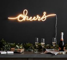 May your holidays be merry and bright! Complete your seasonal decor with our Lit Sentiment Wall Art, the perfect accent for any space. Canto Bar, Neon Bar Signs, Diy Neon Sign, Neon Sign Shop, Lighted Bar Signs, Bar Sala, Light Up Signs, Light Up Bar Sign, Interior Minimalista