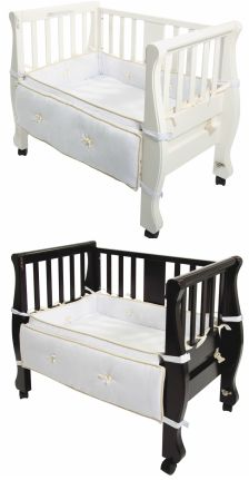 Arms Reach Co-Sleeper Cot / Bassinet