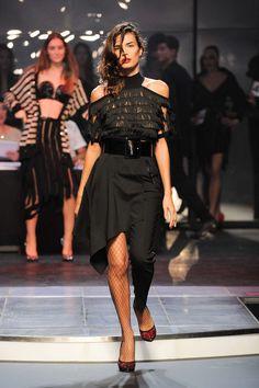 Jean Paul Gaultier, Primavera/Estate 2014, Parigi, Womenswear