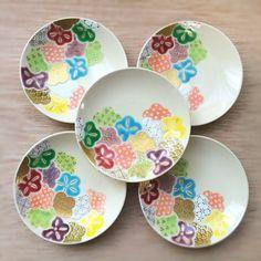 梅 尽くし 豆皿 : 豆皿・角皿のある暮らし。 - NAVER まとめ