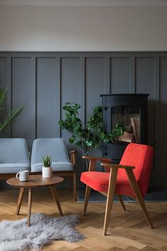 Get the Mid-Century Modern look in your home with our guide to the top ten items for a contemporary take on retro interiors
