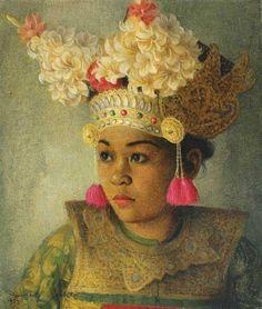 Dullah - Penari Bali