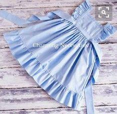 Girls Easter Dress Heirloom Flutter Sleeve Love this. Girls Easter Dresses, Little Dresses, Little Girl Dresses, Girls Dresses, Toddler Dress, Baby Dress, Girl Dress Patterns, Baby Sewing, Kids Outfits