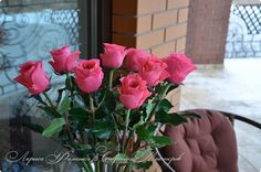 Розы. Холодный фарфор. Керамическая флористика. Cold porcelain. Handmade. Larysa Fomenko.