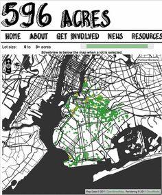 Tools for Community Land Access Advocacy Open Data, Smart Phones, Signage, Maps, Brooklyn, Goal, Public, Community, Social Media